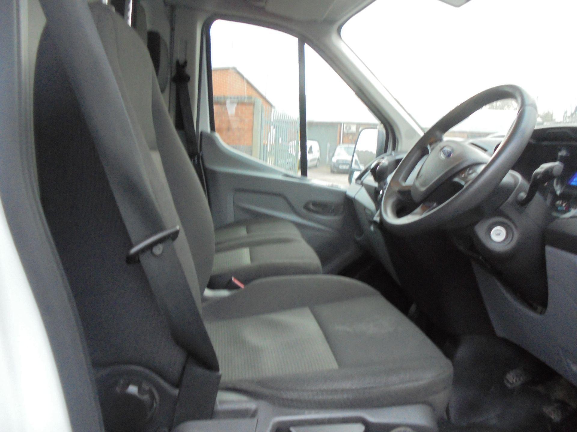 2017 Ford Transit 2.0 Tdci 130Ps H3 Van (FA17NZE) Image 12