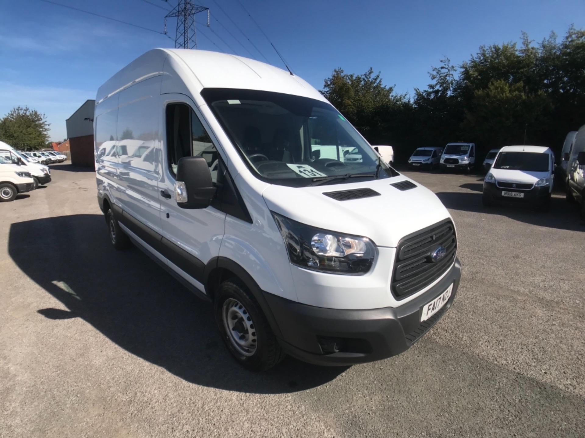 2017 Ford Transit L3 H3 VAN 130PS EURO 6 (FA17NZJ)