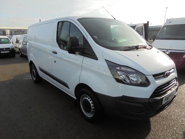 2017 Ford Transit Custom  290 L1 DIESEL FWD 2.0 TDCI 105PS LOW ROOF VAN EURO 6 (FA17OAD)
