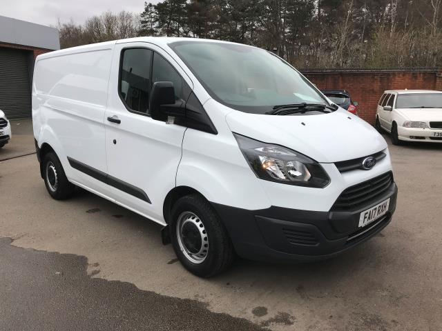 2017 Ford Transit Custom  290 L1 DIESEL FWD 2.0 TDCI 105PS LOW ROOF VAN EURO 6 (FA17RXH)