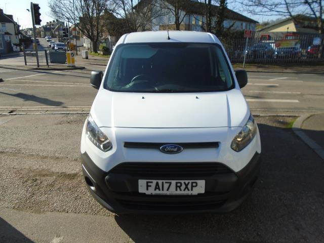 2017 Ford Transit Connect 1.5 Tdci 75Ps Van (FA17RXP) Image 2