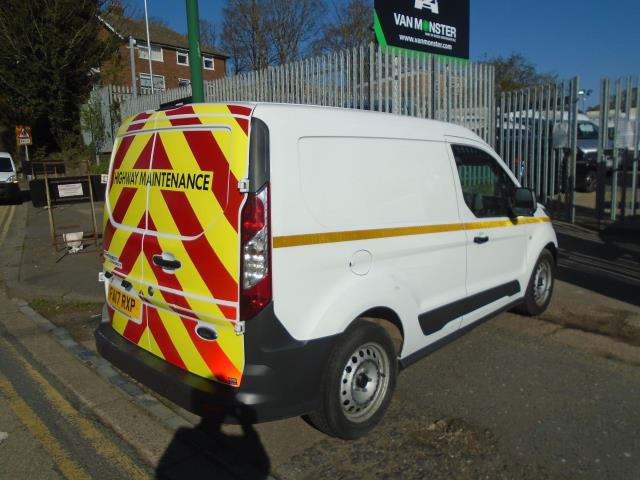 2017 Ford Transit Connect 1.5 Tdci 75Ps Van (FA17RXP) Image 7