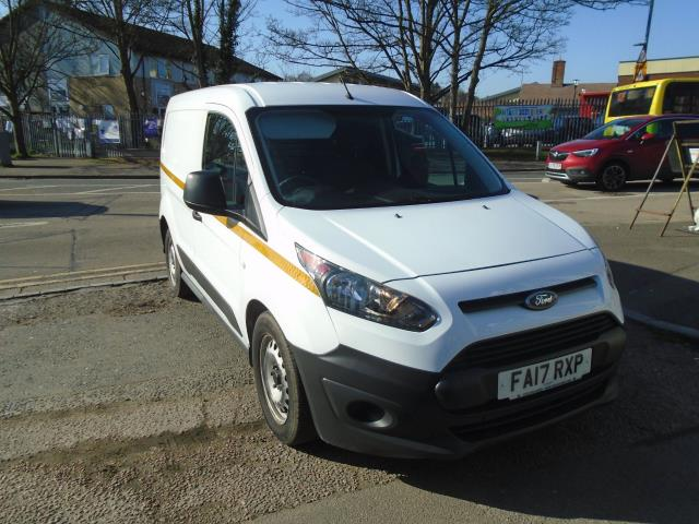2017 Ford Transit Connect 1.5 Tdci 75Ps Van (FA17RXP) Image 1