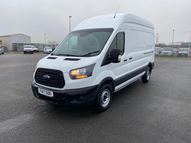 2017 Ford Transit 2.0 Tdci 130Ps H3 Van (FA17SDO) Image 3