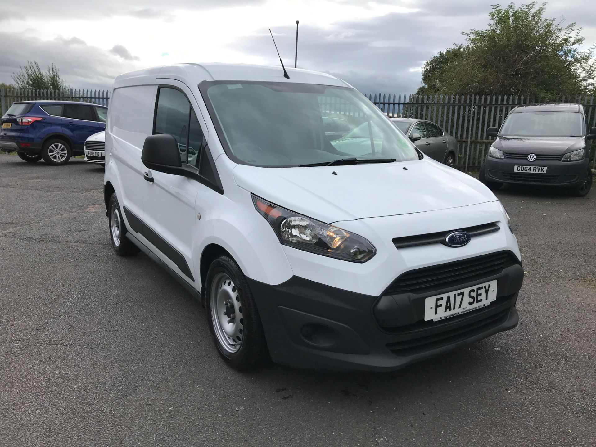 2017 Ford Transit Connect T200 L1 H1 1.5TDCI 75PS EURO 6 (FA17SEY)