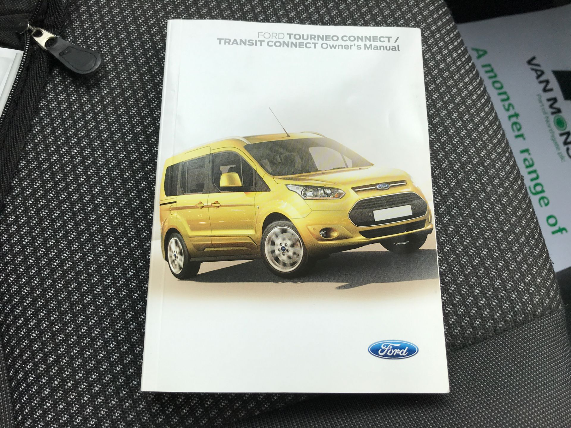 2017 Ford Transit Connect T200 L1 H1 1.5TDCI 75PS EURO 6 (FA17SEY) Image 25