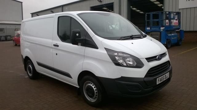 2016 Ford Transit Custom 290 L1 DIESEL FWD 2.2  TDCI 100PS LOW ROOF VAN EURO 5 (FA65OLJ)