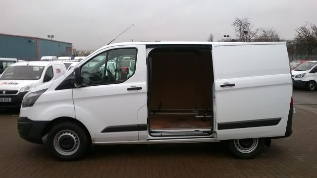 2016 Ford Transit Custom 290 L1 DIESEL FWD 2.2  TDCI 100PS LOW ROOF VAN EURO 5 (FA65OLJ) Image 8