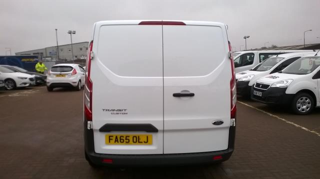 2016 Ford Transit Custom 290 L1 DIESEL FWD 2.2  TDCI 100PS LOW ROOF VAN EURO 5 (FA65OLJ) Image 10
