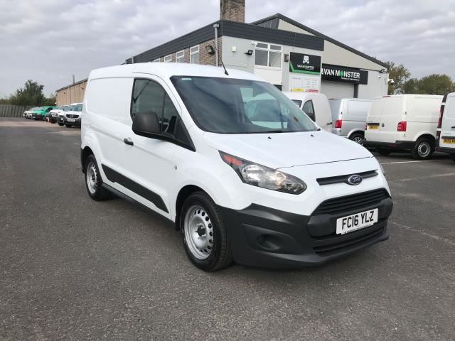 2016 Ford Transit Connect T220 L1 H1 1.5TDCI 75PS EURO 6 (FC16YLZ)