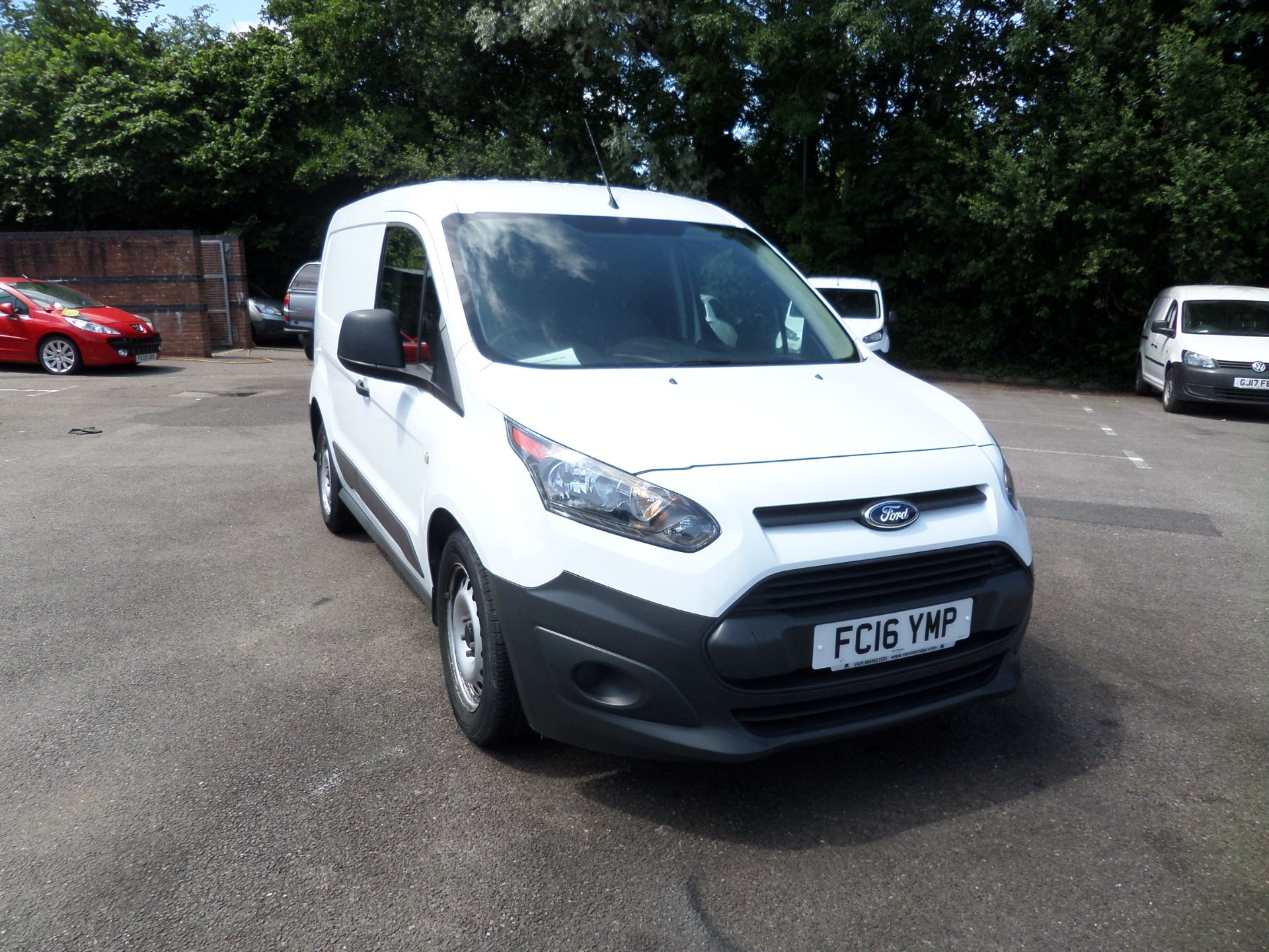 2016 Ford Transit Connect 1.5 Tdci 75Ps Van Euro 6 (FC16YMP)