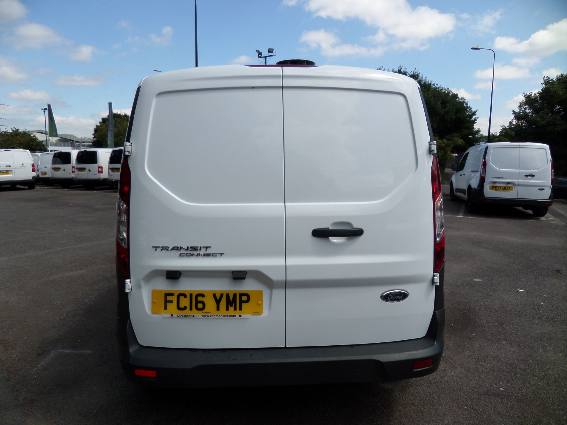 2016 Ford Transit Connect 1.5 Tdci 75Ps Van Euro 6 (FC16YMP) Image 3