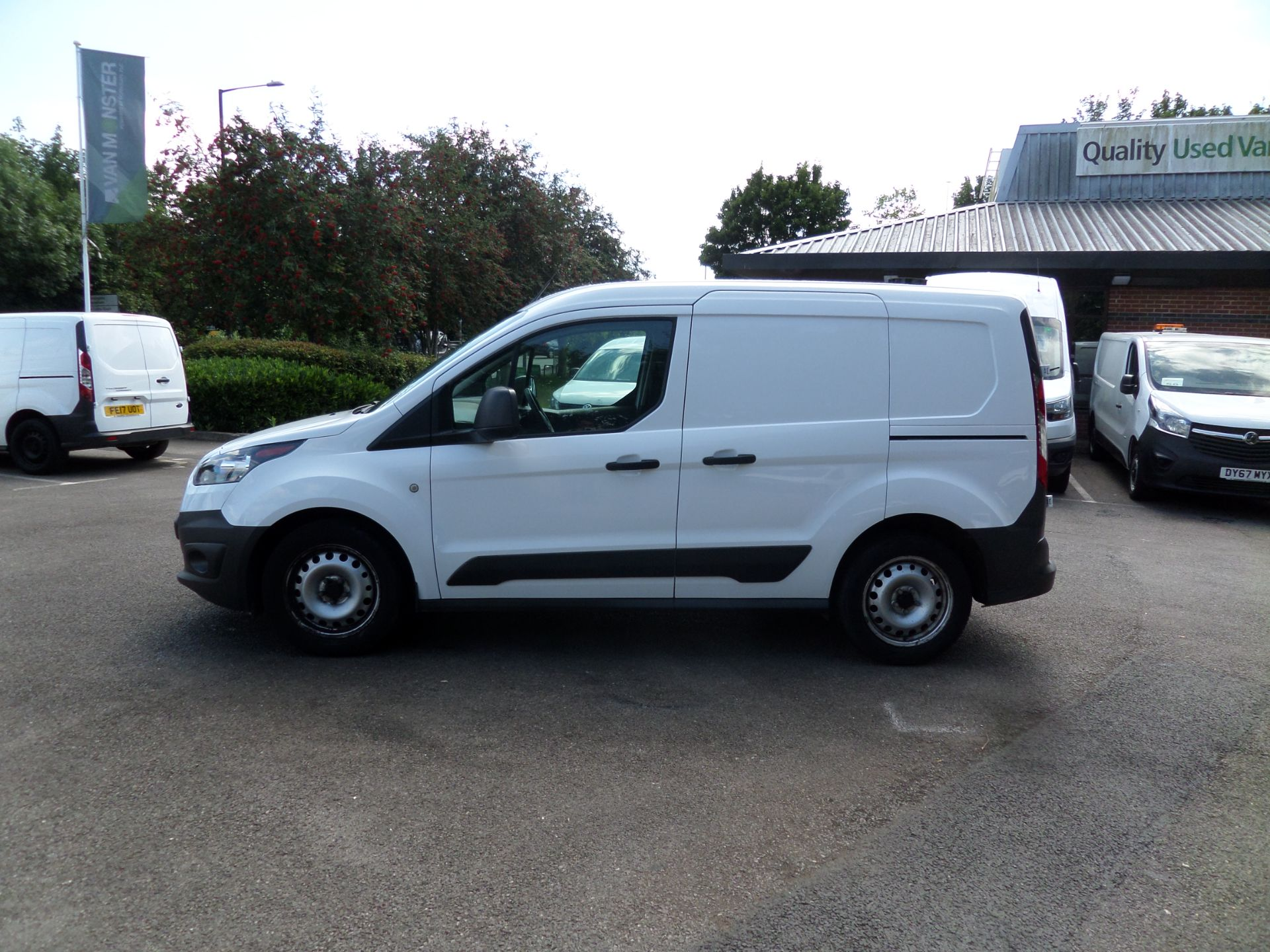 2016 Ford Transit Connect 1.5 Tdci 75Ps Van Euro 6 (FC16YMP) Image 6