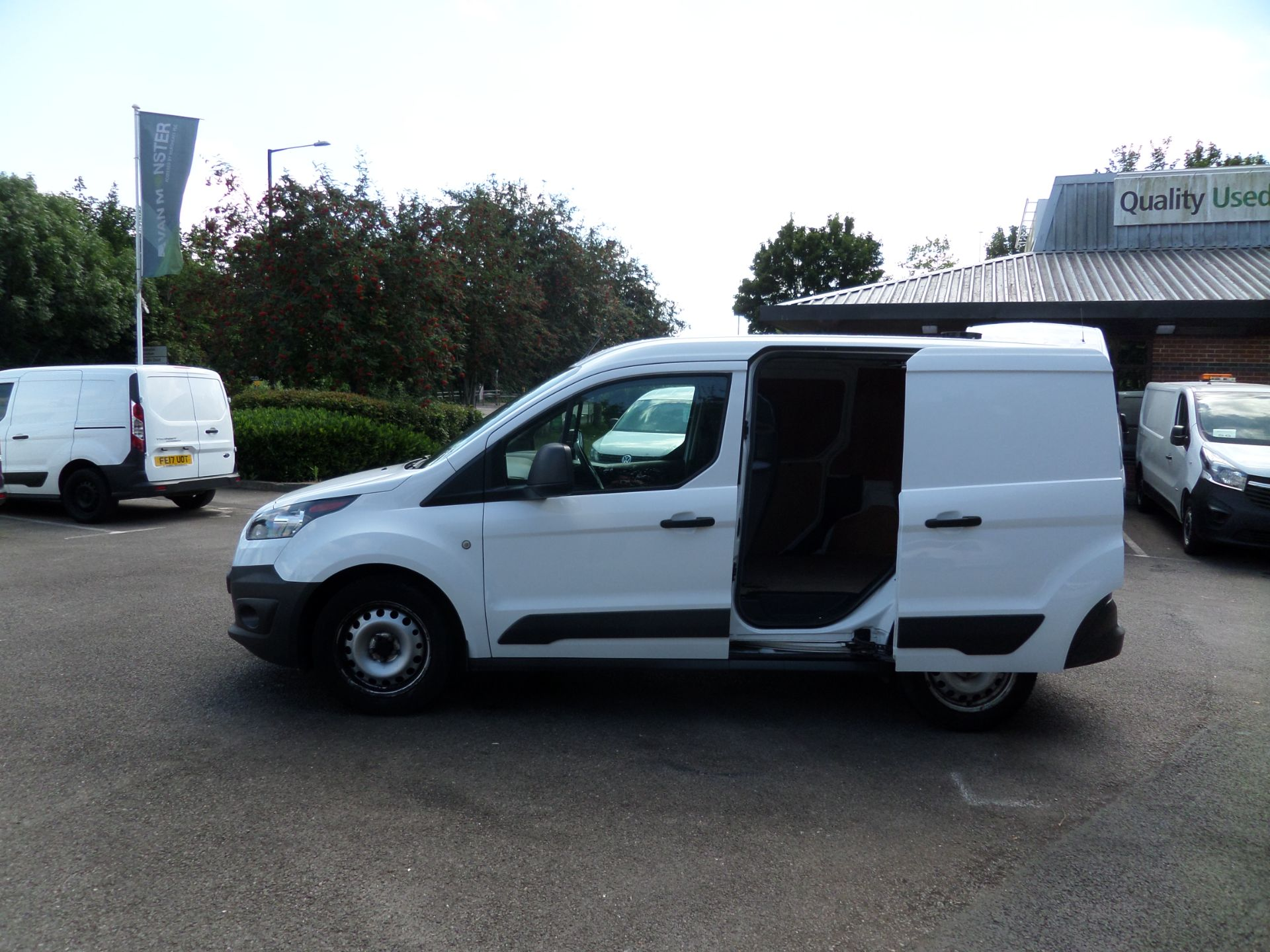 2016 Ford Transit Connect 1.5 Tdci 75Ps Van Euro 6 (FC16YMP) Image 7