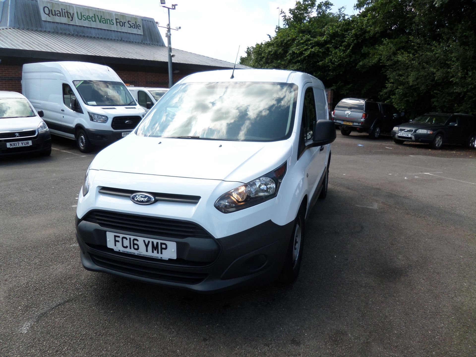 2016 Ford Transit Connect 1.5 Tdci 75Ps Van Euro 6 (FC16YMP) Image 9