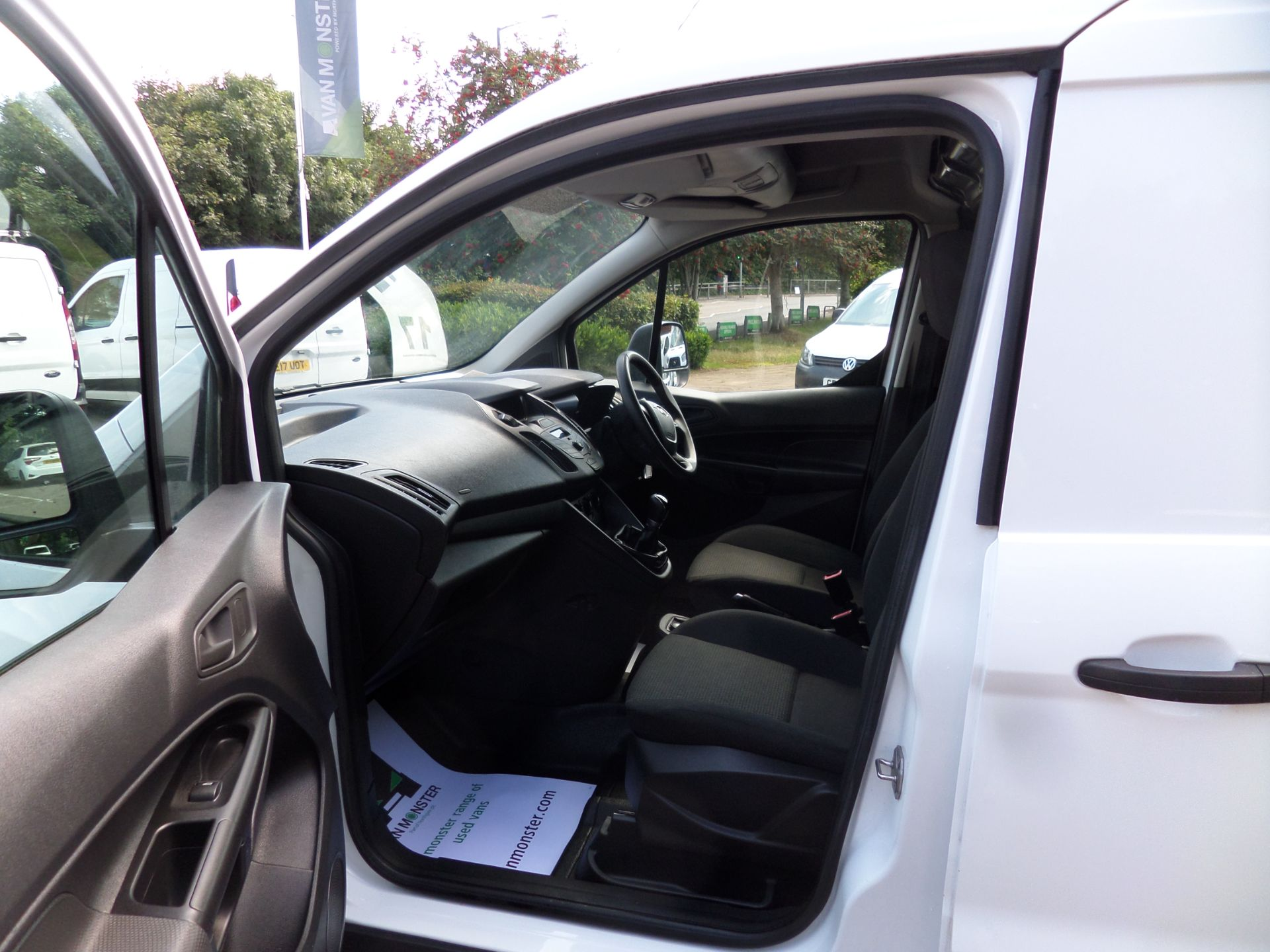 2016 Ford Transit Connect 1.5 Tdci 75Ps Van Euro 6 (FC16YMP) Image 8