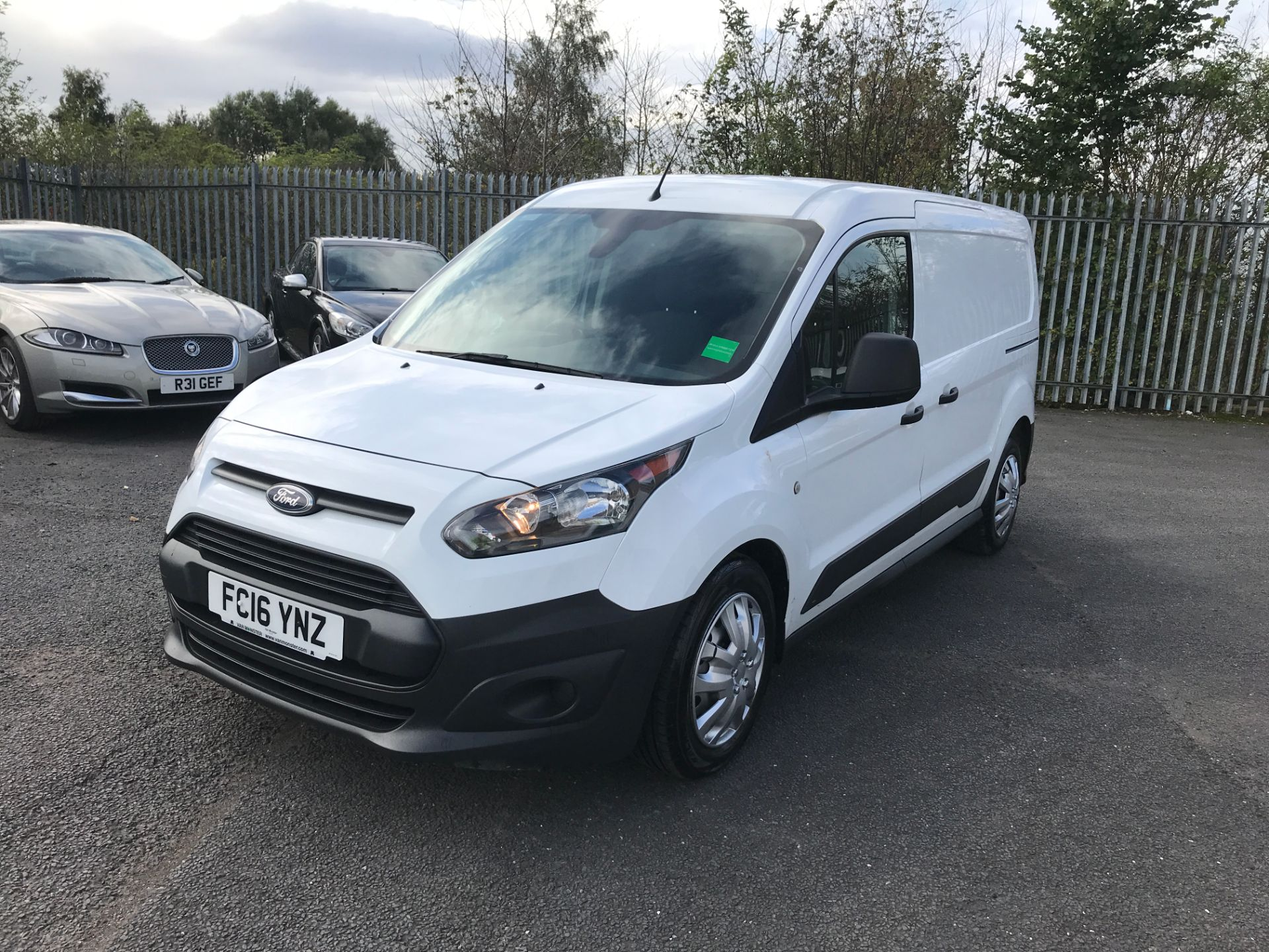 2016 Ford Transit Connect T210 L2 H1 1.5TDCI 100PS EURO 6, AIR CON (FC16YNZ) Image 13