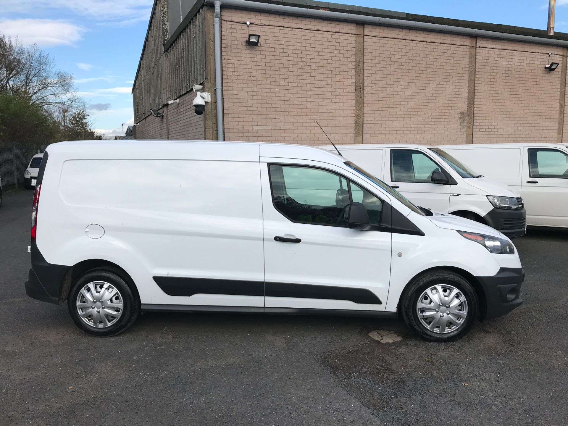 2016 Ford Transit Connect T210 L2 H1 1.5TDCI 100PS EURO 6, AIR CON (FC16YNZ) Image 7