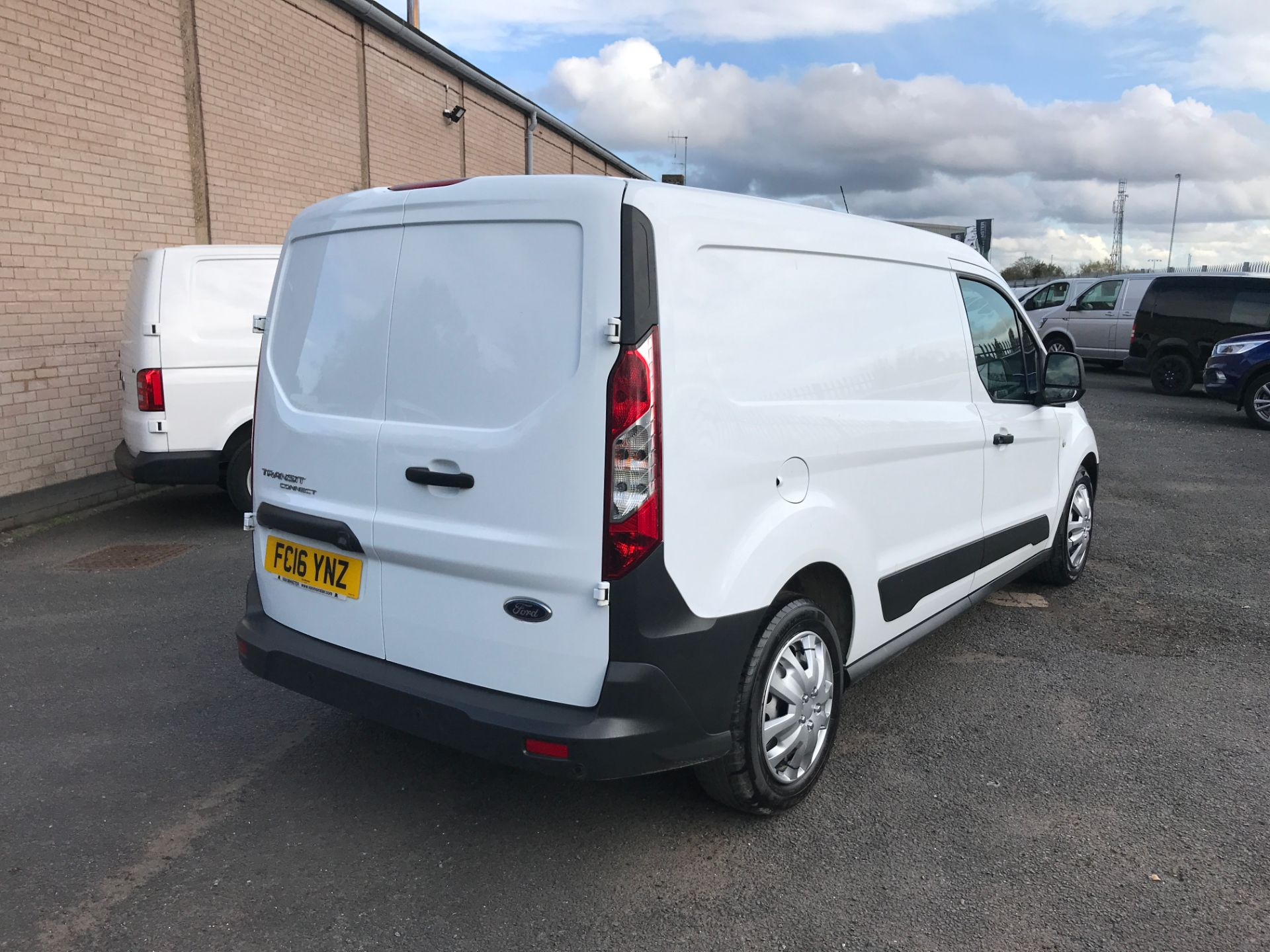 2016 Ford Transit Connect T210 L2 H1 1.5TDCI 100PS EURO 6, AIR CON (FC16YNZ) Thumbnail 8