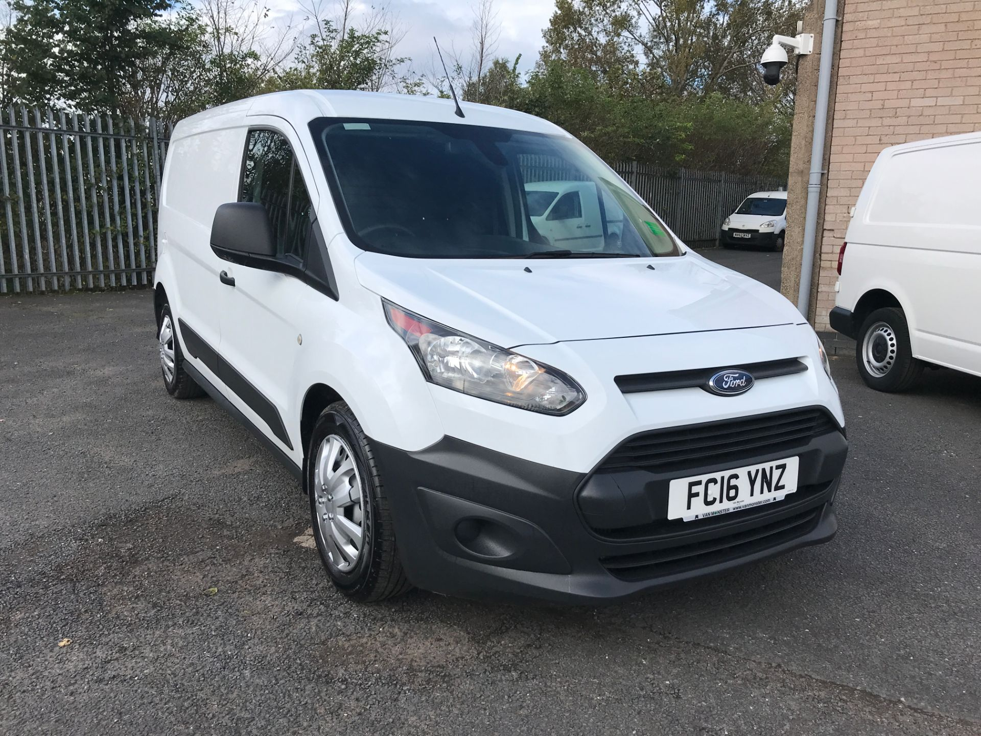 2016 Ford Transit Connect T210 L2 H1 1.5TDCI 100PS EURO 6, AIR CON (FC16YNZ) Image 1