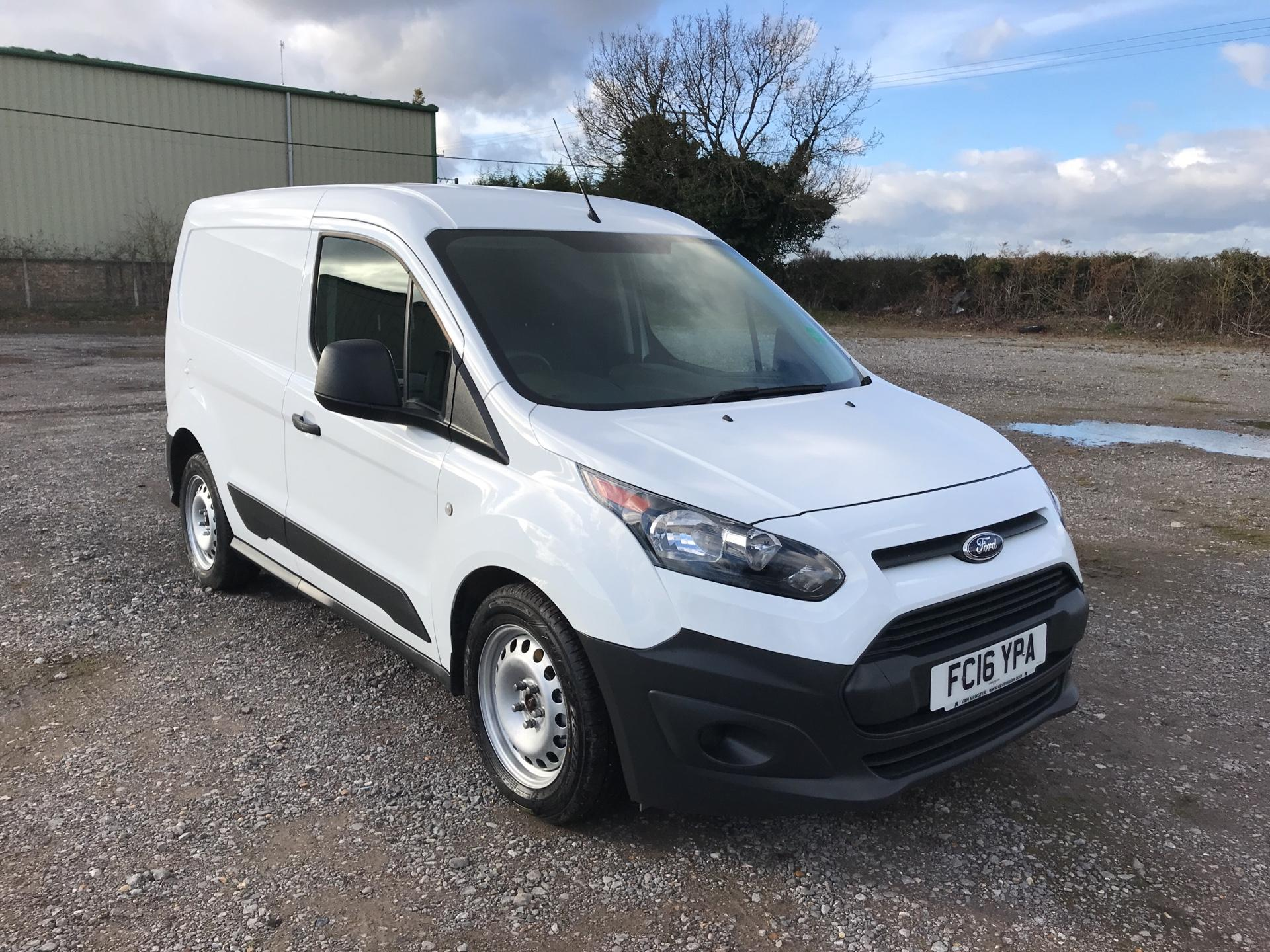 2016 Ford Transit Connect 220 L1 DIESEL 1.5 TDCI 75PS VAN EURO 6 (FC16YPA)