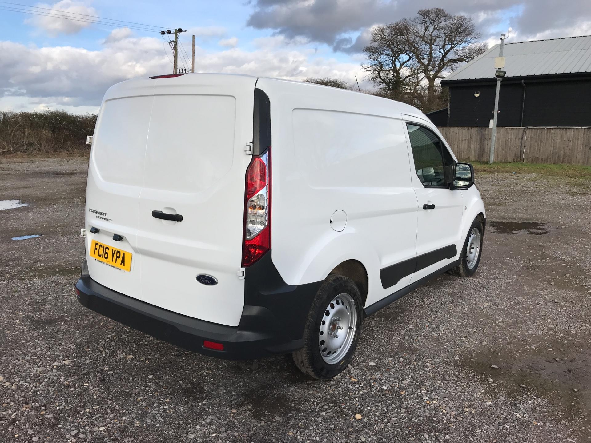 2016 Ford Transit Connect 220 L1 DIESEL 1.5 TDCI 75PS VAN EURO 6 (FC16YPA) Image 3