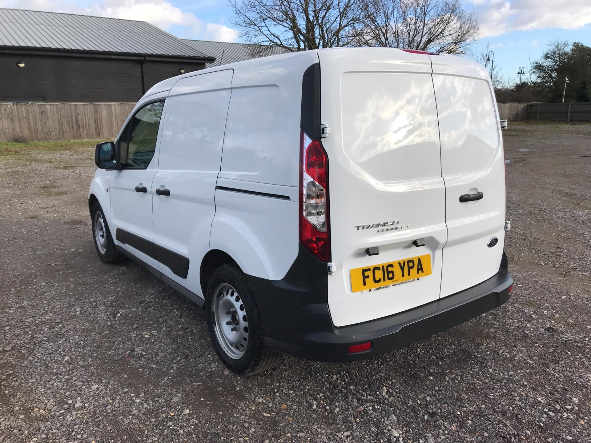 2016 Ford Transit Connect 220 L1 DIESEL 1.5 TDCI 75PS VAN EURO 6 (FC16YPA) Image 5