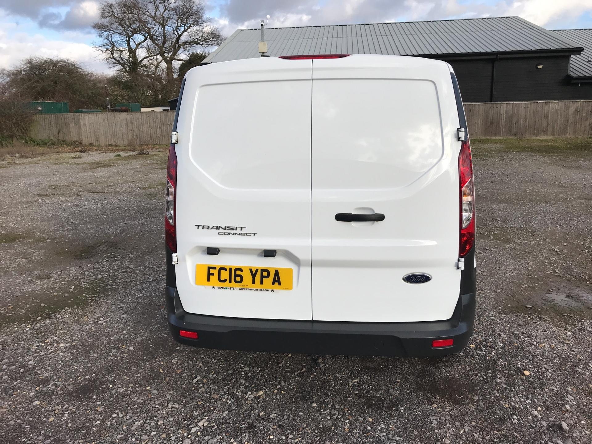 2016 Ford Transit Connect 220 L1 DIESEL 1.5 TDCI 75PS VAN EURO 6 (FC16YPA) Image 4