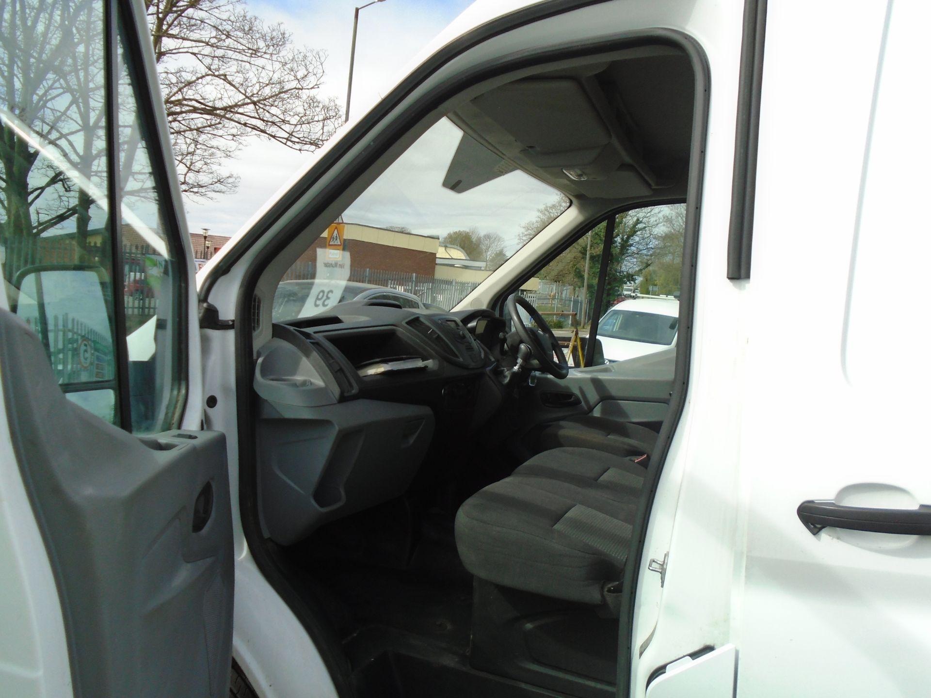 2018 Ford Transit 2.0 Tdci 130Ps H2 Van (FD18LTX) Image 15
