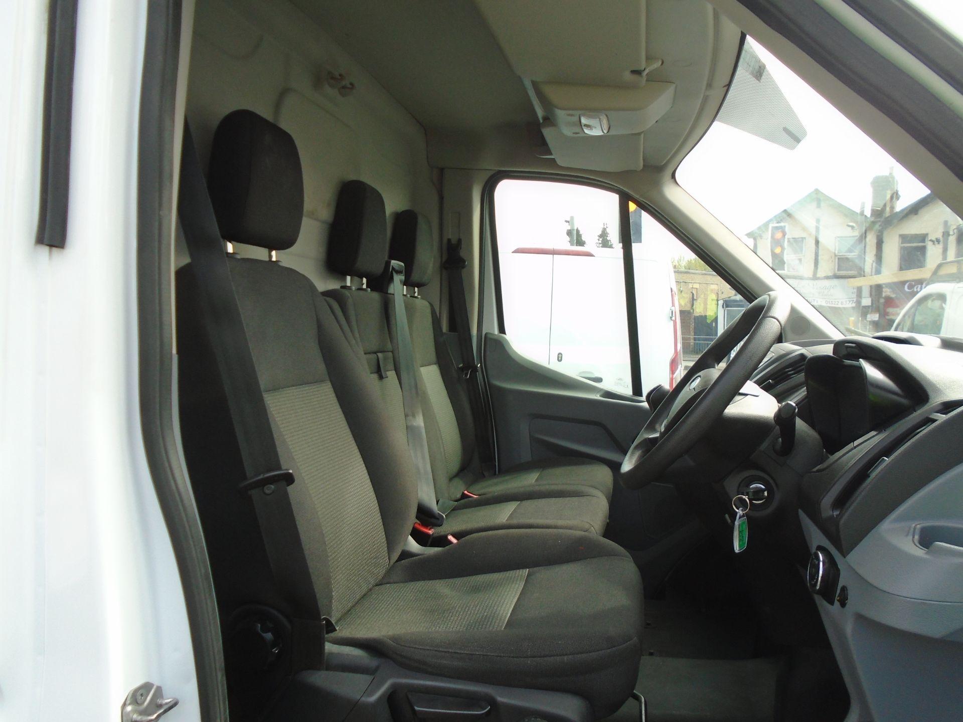2018 Ford Transit 2.0 Tdci 130Ps H2 Van (FD18LTX) Image 18