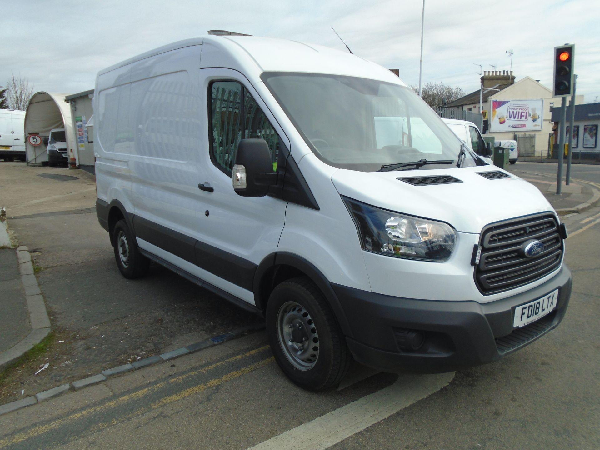 2018 Ford Transit 2.0 Tdci 130Ps H2 Van (FD18LTX)