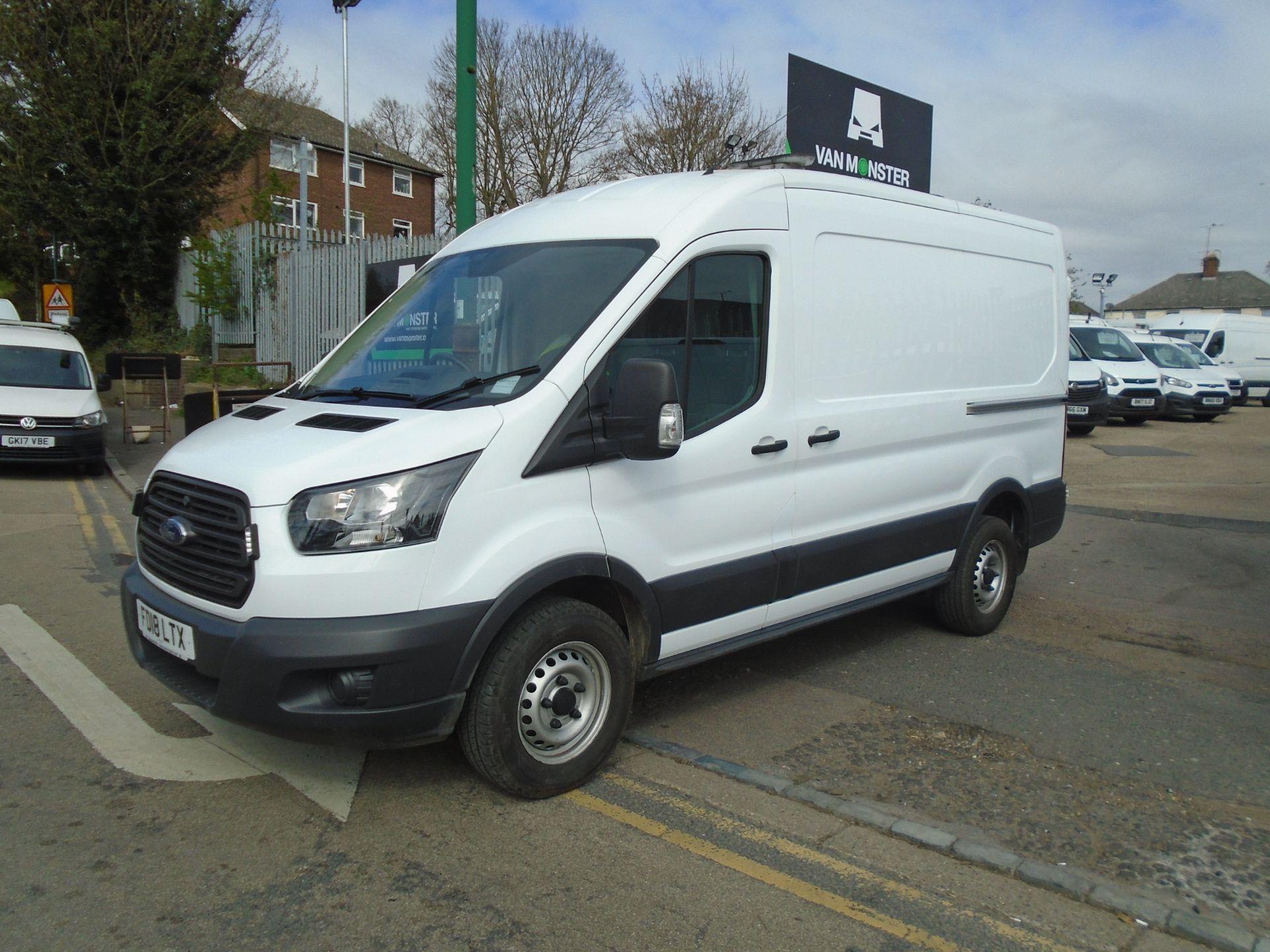 2018 Ford Transit 2.0 Tdci 130Ps H2 Van (FD18LTX) Image 3