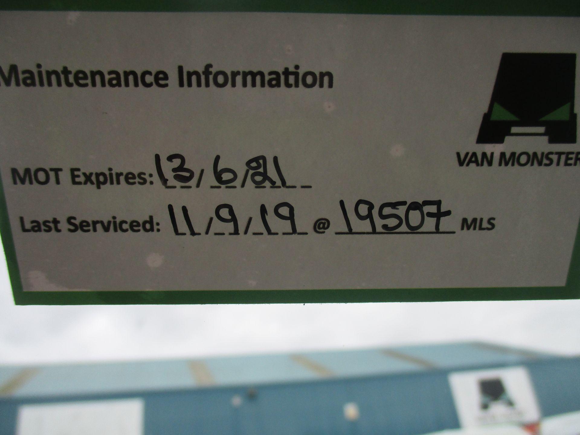 2018 Ford Transit L3 H3 VAN 130PS EURO 6 (FD18LXU) Image 22