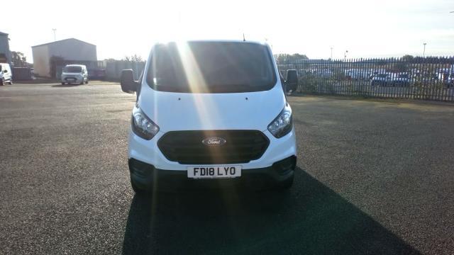 2018 Ford Transit Custom 2.0 Tdci 105Ps Low Roof Van (FD18LYO) Image 2