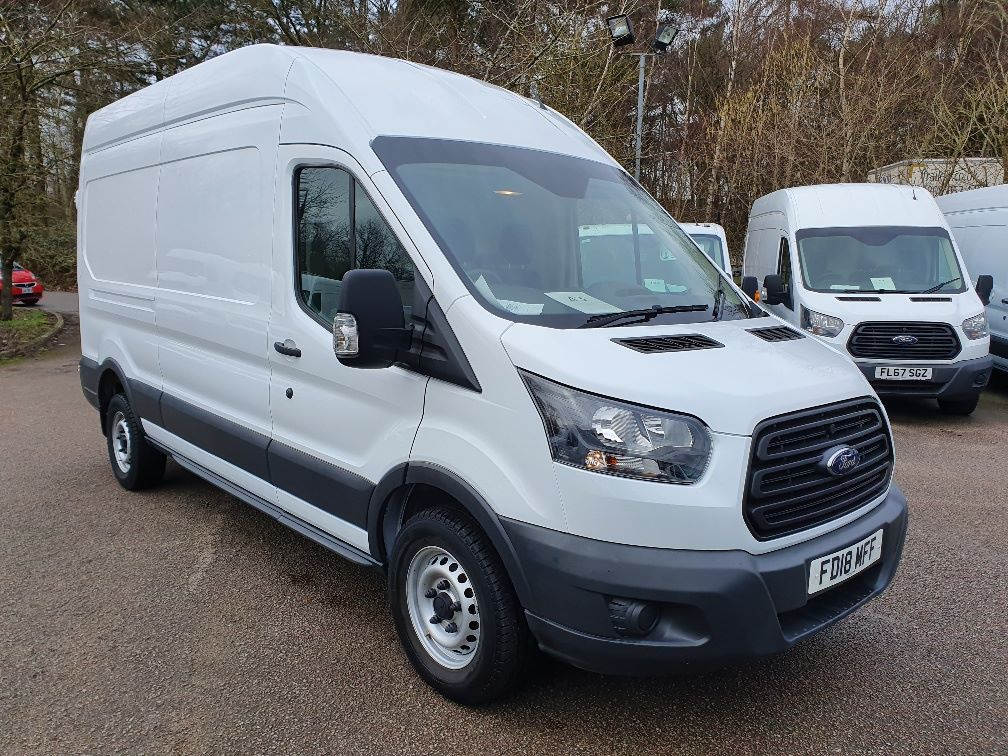 2018 Ford Transit L3 H3 VAN 130PS EURO 6 (FD18MFF)
