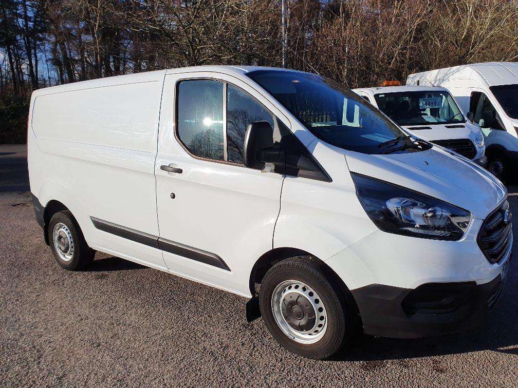 2018 Ford Transit Custom 2.0 Tdci 105Ps Low Roof Van (FD18MFU)