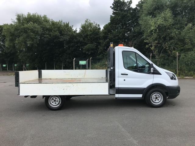 2018 Ford Transit  350 L2 SINGLE CAB TIPPER 130PS EURO 6 (FD18PPO) Image 11