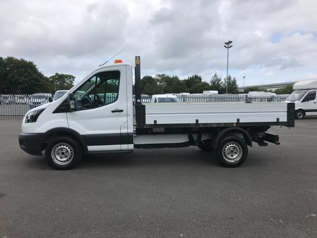 2018 Ford Transit  350 L2 SINGLE CAB TIPPER 130PS EURO 6 (FD18PPO) Image 4