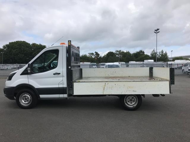 2018 Ford Transit  350 L2 SINGLE CAB TIPPER 130PS EURO 6 (FD18PPO) Image 5
