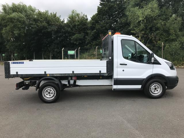 2018 Ford Transit  350 L2 SINGLE CAB TIPPER 130PS EURO 6 (FD18PPO) Image 10