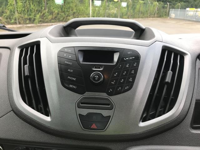 2018 Ford Transit  350 L2 SINGLE CAB TIPPER 130PS EURO 6 (FD18PPO) Image 21