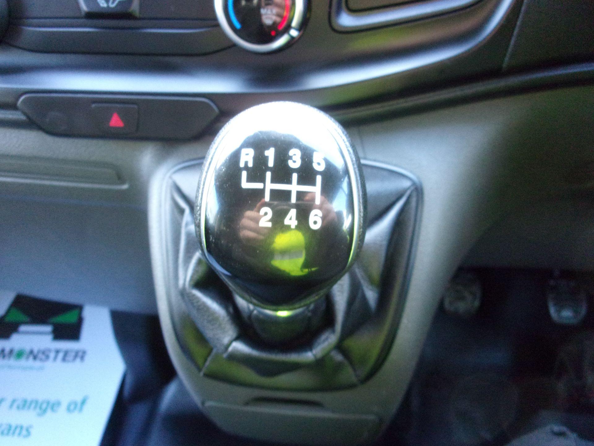 2018 Ford Transit Custom 300 L1 DIESEL FWD 2.0 TDCI 105PS LOW ROOF VAN EURO 6 (FD18VZC) Image 4