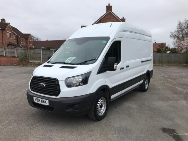 2018 Ford Transit 2.0 Tdci 130Ps H3 Van Euro 6 (FD18WBK) Image 2