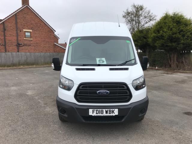 2018 Ford Transit 2.0 Tdci 130Ps H3 Van Euro 6 (FD18WBK) Image 3