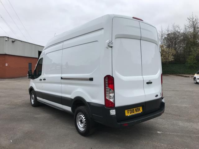 2018 Ford Transit 2.0 Tdci 130Ps H3 Van Euro 6 (FD18WBK) Image 4