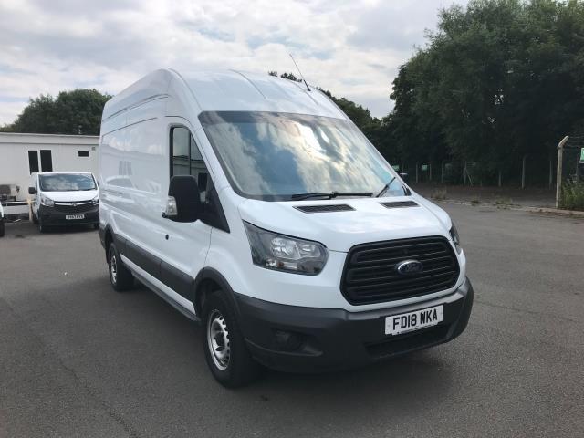 2018 Ford Transit L3 H3 VAN 130PS EURO 6 (FD18WKA)