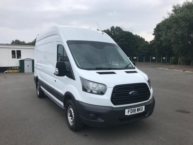 2018 Ford Transit L3 H3 VAN 130PS EURO 6 (FD18WKU)
