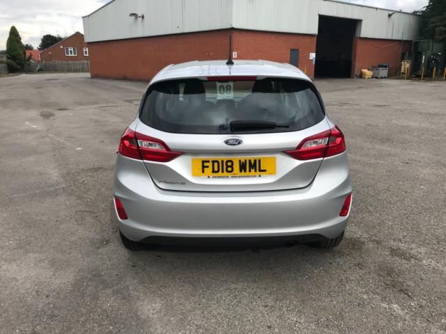 2018 Ford Fiesta 1.5 Tdci Zetec 5Dr (FD18WML) Image 6