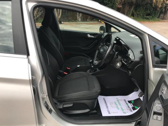 2018 Ford Fiesta 1.5 Tdci Zetec 5Dr (FD18WML) Image 12