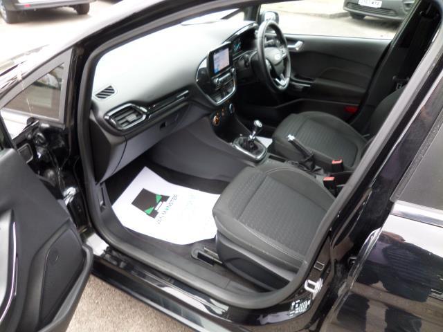 2018 Ford Fiesta 1.5 Tdci Zetec 5Dr (FD18WNU) Image 7